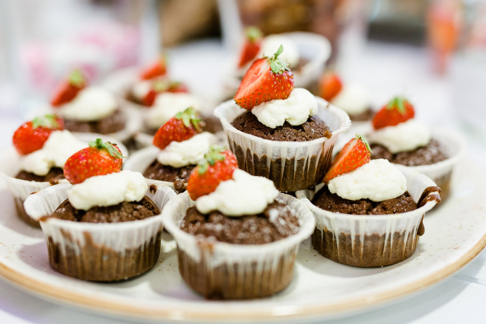Dish Food Cupcake Cuisine Ingredient Dessert Baking Cream cheese Finger food Hors d'oeuvre Cup Baked goods Delicacy Canapé Recipe appetizer Icing À la carte food Whipped cream Cream Brunch Cake Produce Garnish Muffin Buttercream Bake sale Petit four