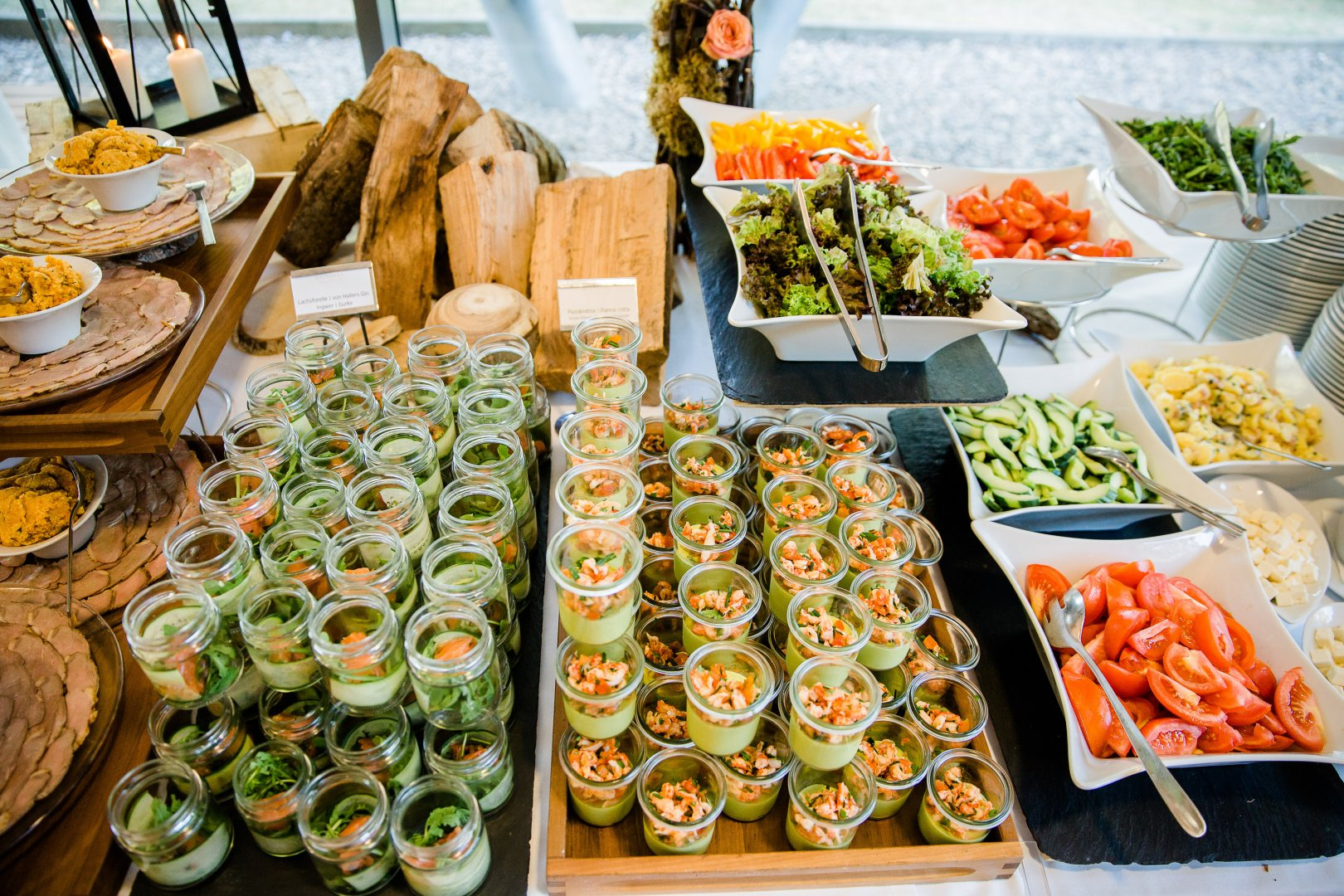 Dish Cuisine Meal Food Buffet Brunch appetizer Finger food Delicacy Ingredient Garnish À la carte food Side dish Hors d'oeuvre Lunch Meze Produce Thai food Canapé Supper Culinary art Chinese food Snack Tapas