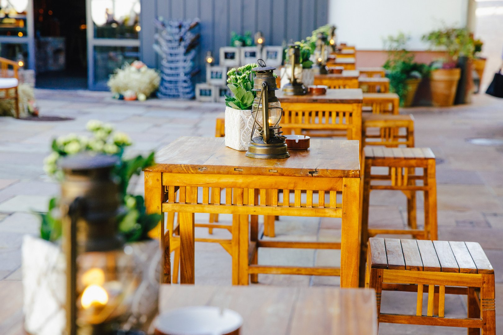 Furniture Table Yellow Chair Room Floristry Floral design Brunch Interior design Flower Wedding reception Ceremony Outdoor table Centrepiece Backyard Outdoor furniture