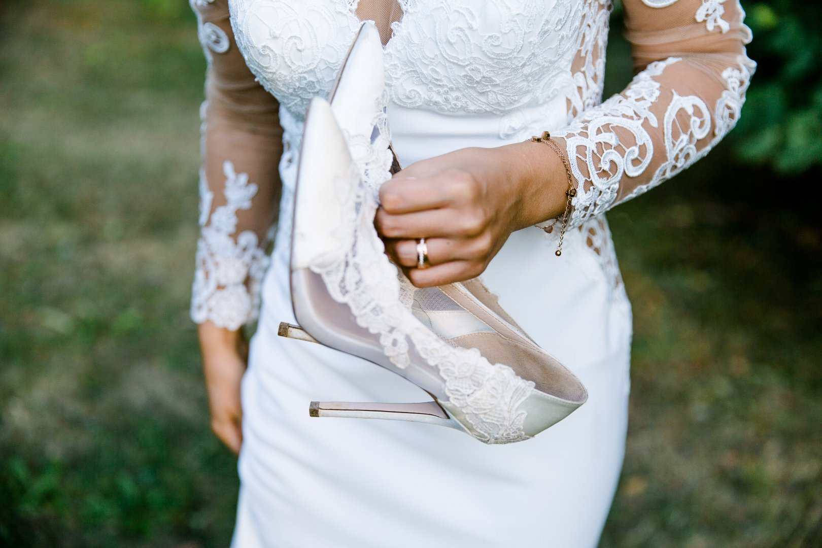 White Photograph Wedding dress Dress Bridal clothing Bride Hand Lace Footwear Wedding ceremony supply Photography Wedding Gown Bridal accessory Fashion accessory Shoe Ceremony