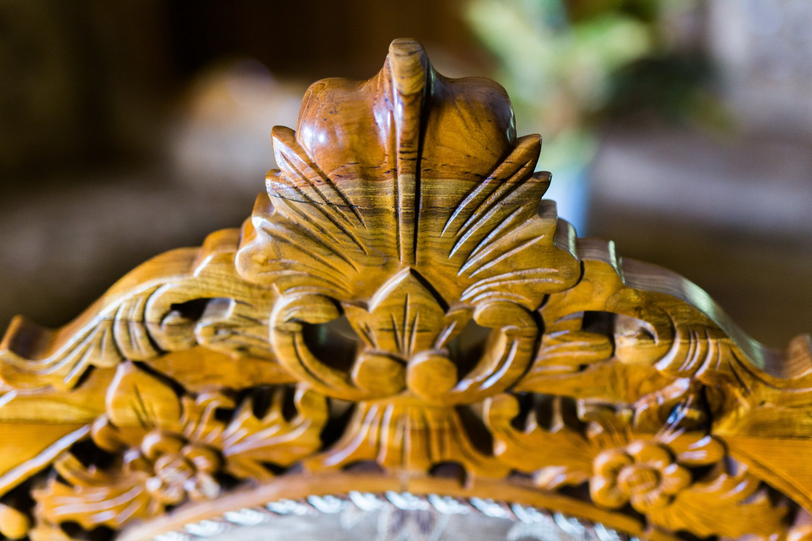 Carving Yellow Leaf Stone carving Metal Architecture Art Plant Ornament Gold Festival