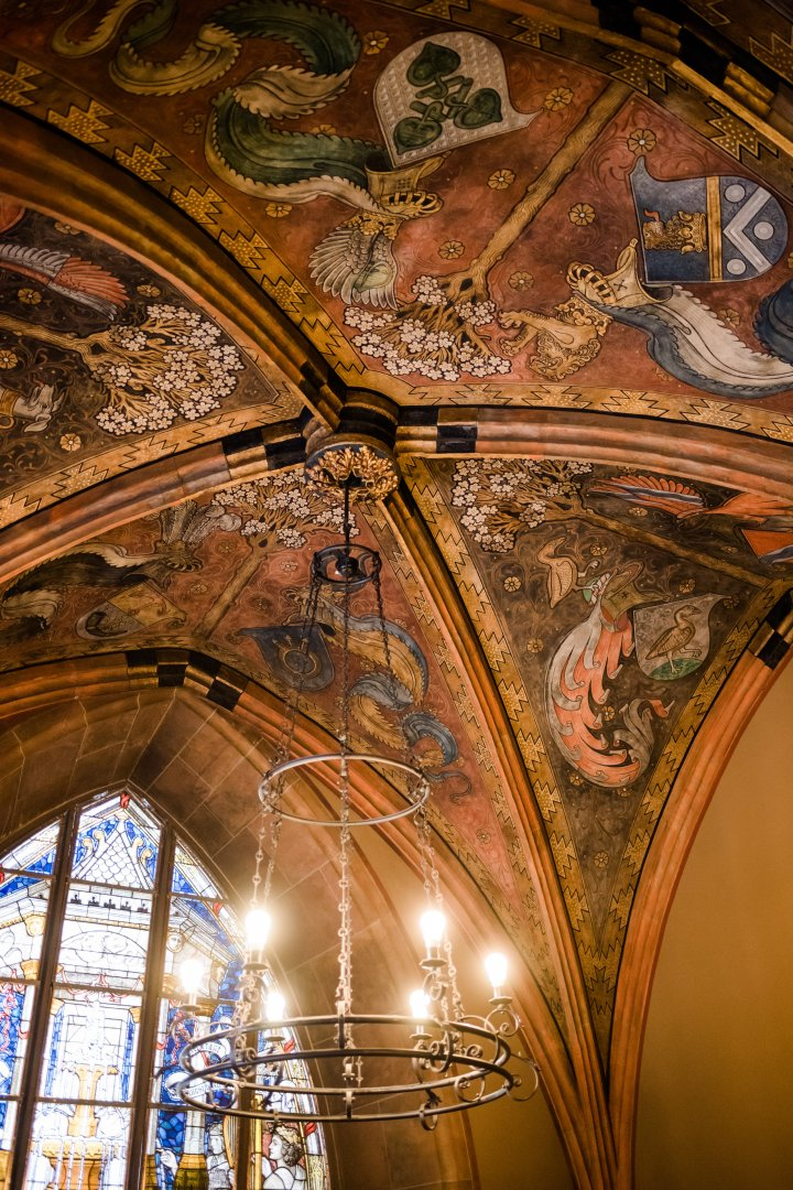 Ceiling Holy places Architecture Byzantine architecture Vault Arch Building Place of worship Chapel Stock photography Church Art Basilica Cathedral Mural Interior design History Carving Medieval architecture Baptistery Painting