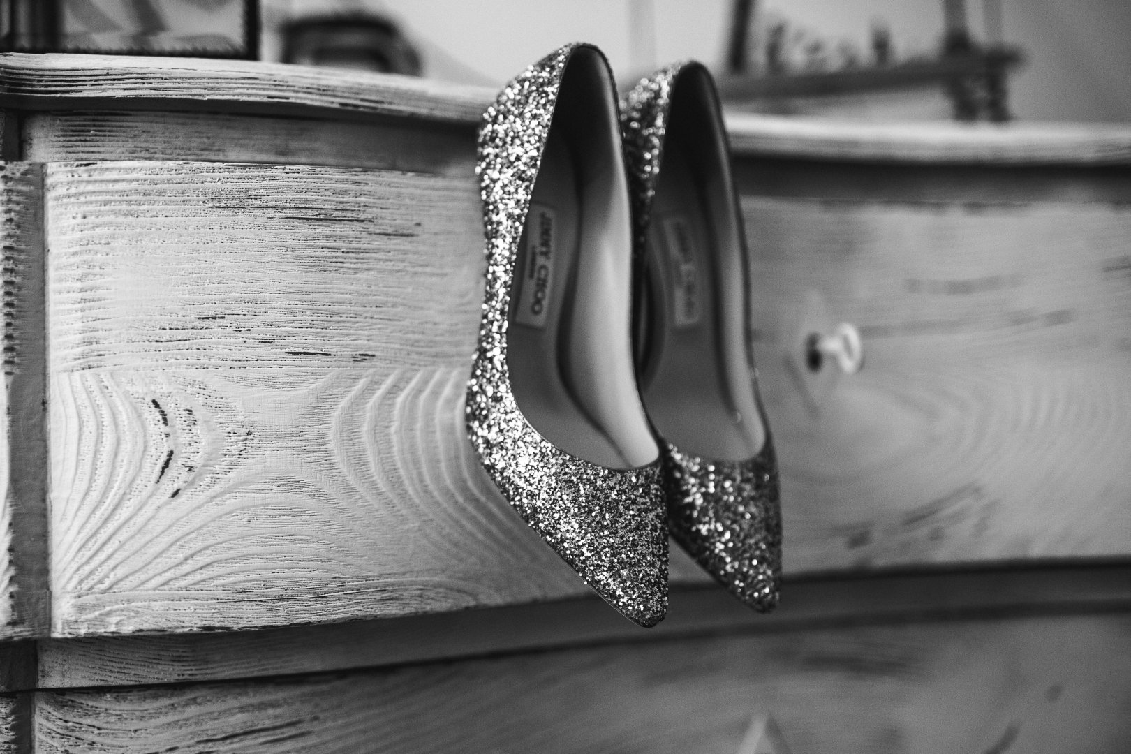Black Photograph White Footwear Black-and-white Monochrome photography Monochrome Still life photography Shoe Photography Fashion accessory Stock photography Style Silver High heels