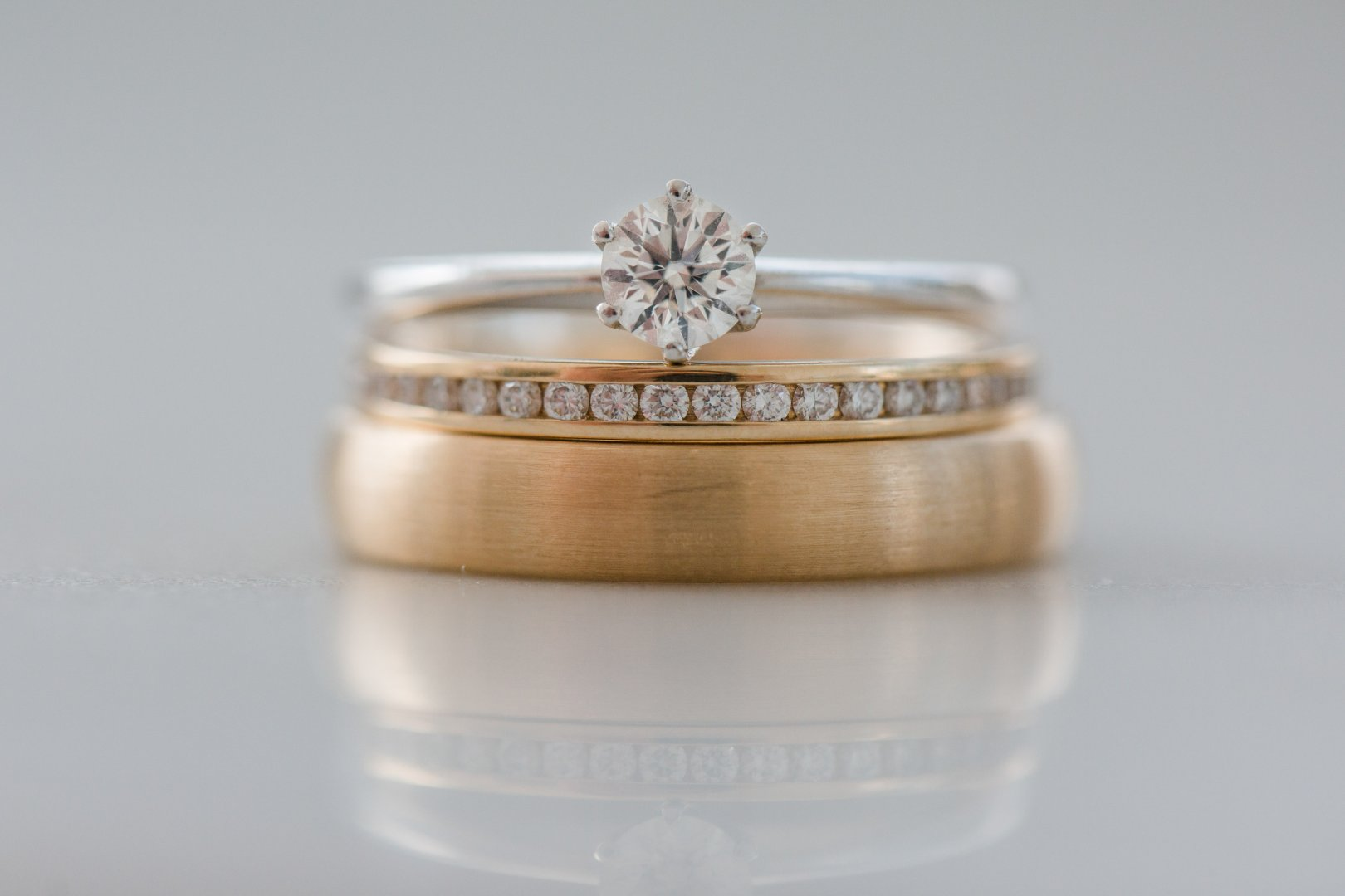 Ring Fashion accessory Product Jewellery Engagement ring Wedding ring Wedding ceremony supply Metal Diamond Platinum Gold Silver
